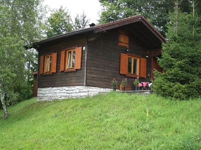 Photo for Detached chalet in the midst of natural surroundings in the Tennen Mountains.