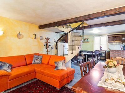 Photo for Pleasant Holiday Home in Serravalle Scrivia with Garden