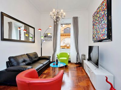 Photo for Beautiful 2bdr in the neighbourhood of Monti