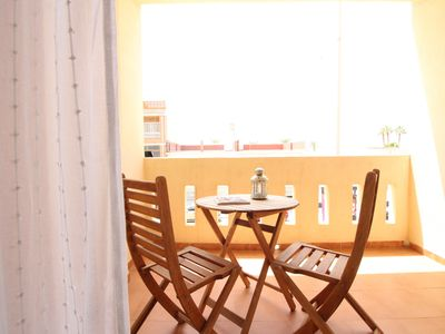Photo for Albatros Beach 1. Apartment just steps from the beach - Albatros Beach 1. Apartment a step away from the
