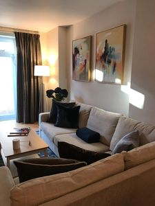 Photo for Lovely 2 Bedroom Apartment with private patio area