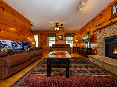 Photo for Five Little Bears - 4BR/5BA - Sleeps 12