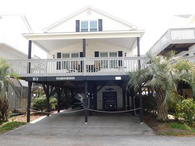 Photo for All New OCEAN VIEW, sleeps 9,  golf cart included