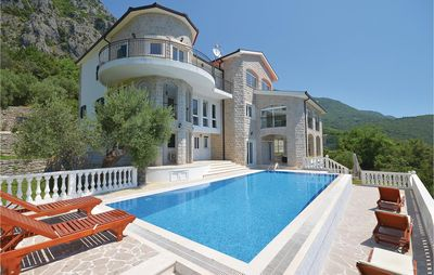 Photo for 6 bedroom accommodation in Herceg Novi