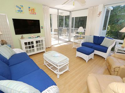 Photo for Nicely Appointed, 2 Bedrooms, Close to the Beach