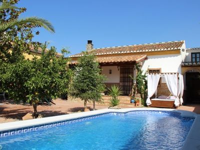 Photo for Rural house (rental) Cortijo Joaquín for 12 people