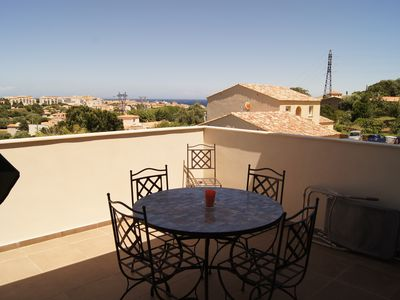 Photo for 2BR Apartment Vacation Rental in L'Ile Rousse