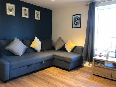 Photo for City Centre Apartment - Close to Castle & Stadium