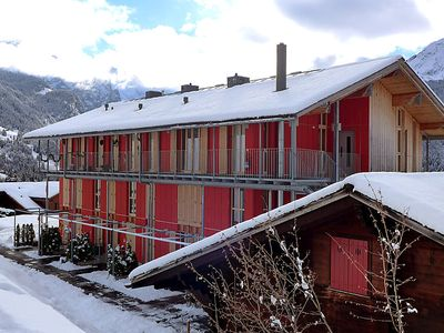 Photo for One bedroom Apartment, sleeps 5 in Wengen with WiFi