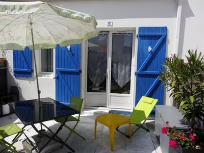 Photo for Villa La Faute-sur-Mer, studio flat, 4 persons