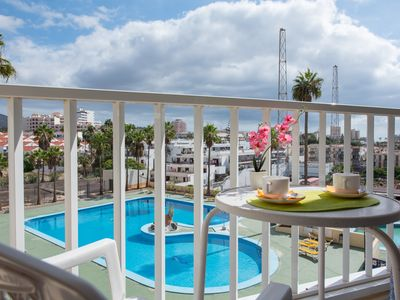 Photo for Y2E.LOVELY APARTMENT POOL VIEW!! Close to beach & more