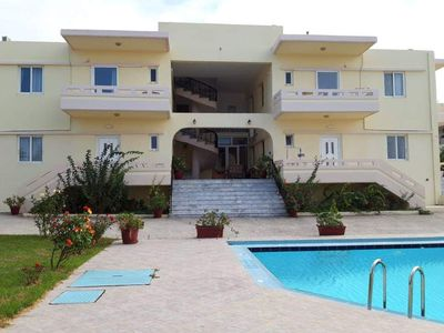 Photo for 1BR Apartment Vacation Rental in Agia Marina
