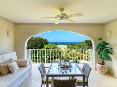 Caribbean Queen is located on the exclusive Royal Westmoreland Golf Resort
