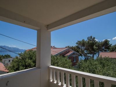 Photo for Nice studio - close to the beach - sea view
