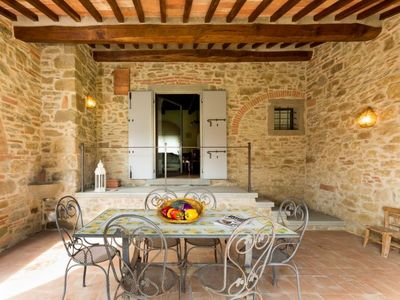 Photo for Vacation home Farinaio in Lago Trasimeno - 10 persons, 5 bedrooms