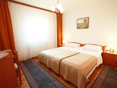 Photo for Rooms & Apartment Albina / Double Room Albina 4 with Balcony and Bathroom