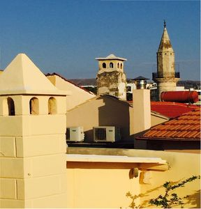 Photo for A fully restored Venetian stone house (300 M2) in the Heart of Chania Old Town