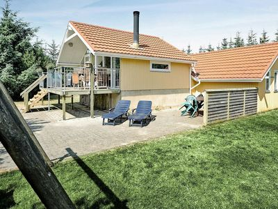 Photo for Cozy Holiday Home in Skjern with Sauna
