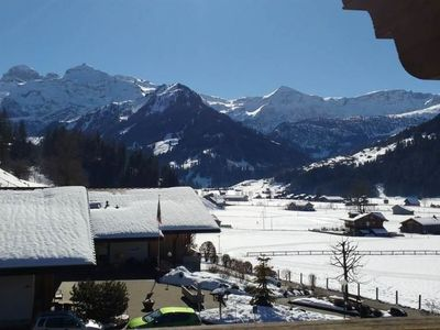Photo for Apartment Bärnermutz # 2 in Lenk - 6 persons, 2 bedrooms