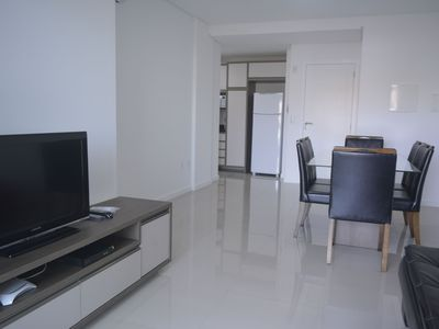 Photo for Code 028C Apt NEW! For 05 people at Bombinhas Beach Center