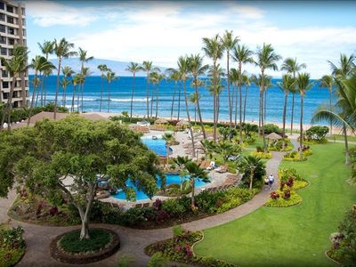 Photo for Kaanapali Alii is a 5 Min Walk to Shops and Restaurants