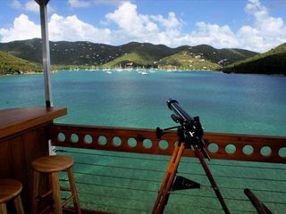 Waterfront Villa In Coral Bay With Views Homeaway
