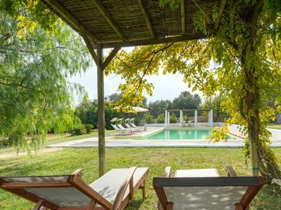 Photo for Holiday Rental Trulli with pool in Ceglie Messapica