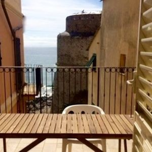 Photo for Alassio beachfront-3 rooms Torrione- parking