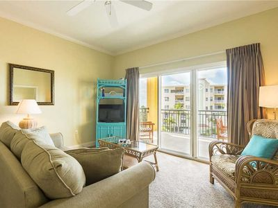 Photo for The Palms of Treasure Island 302, 2 Bedrooms, Pool Access, Jetted Tub, WiFI, Sleeps 6
