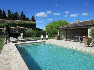 Photo for 4BR House Vacation Rental in Maillane, Provence-Alpes-Côte-D'Azur