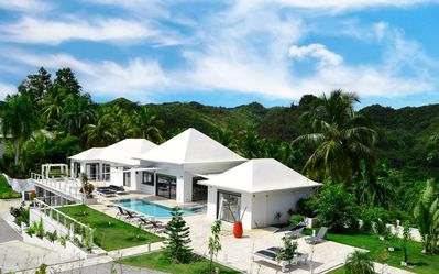 Photo for Las Terrenas. Luxury New Property for 10 people , possibility  of 2 extra beds: