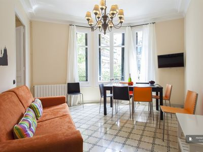 Photo for Friendly Rentals The Gaderin IV apartment in Barcelona