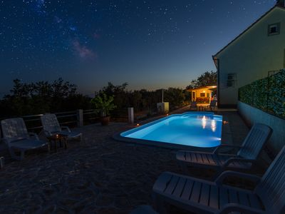 Photo for Villa Paloma Blanca- Four Bedroom Villa with Pool View