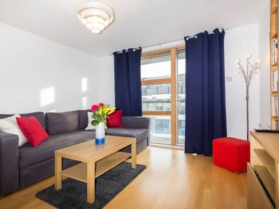 Photo for 2 Bedroom Newly built Apt, Central London!