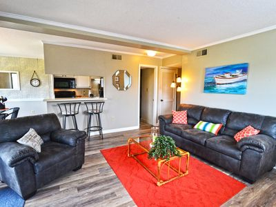 Photo for WALK to MAIN ST! Modern Upgraded Villa in TOP LOCATION * Wi-Fi * Pool!