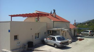 Photo for Apartment in Kučište (Pelješac), capacity 2+2