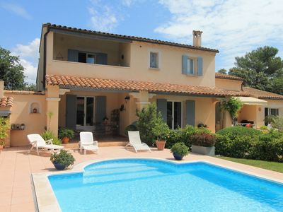 Photo for Le Bosquet - situated in the pretty village of Saint Didier