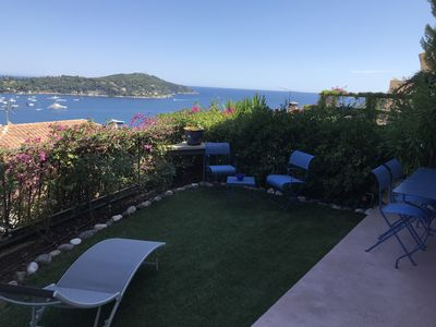 Photo for splendid view on the bay of Villefranche