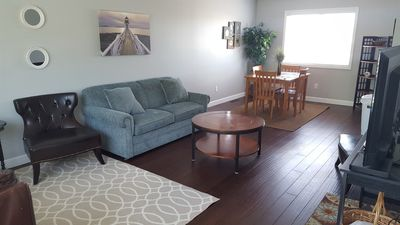 Photo for Memorial Day weekend open! Beautiful 3BR Condo in Downtown Traverse City!
