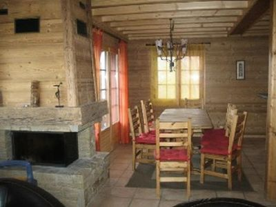 Photo for Granier Chalet - Chalet 4 Rooms 6 People