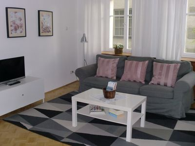 Photo for In the renovated old building, centrally located on the Lindau island with 2 bedrooms