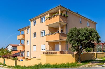 Photo for Modern apartment in Pula with 2 bedrooms, washing machine, air conditioning, WiFi, pets allowed and a balcony