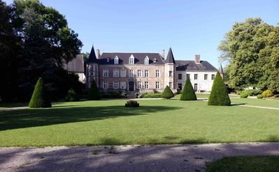 Photo for Château d'Argoules in the Somme Bay 20 minutes from the sea