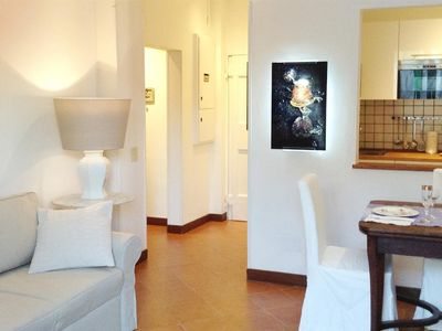 Photo for Apartment 190 m from the center of Bologna with Internet, Air conditioning, Parking, Terrace (415944)