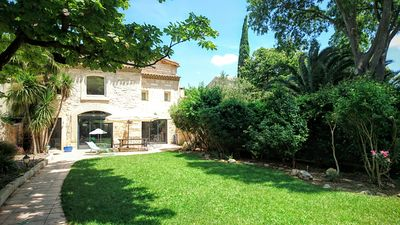 Photo for charming house 15 minutes from the beaches and Montpellier