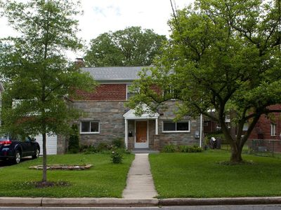 Photo for Fully furnished home in lovely Takoma Park