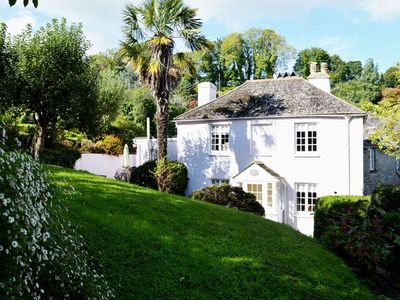 Photo for Beautiful Cottage with Gardens in Central Village Location