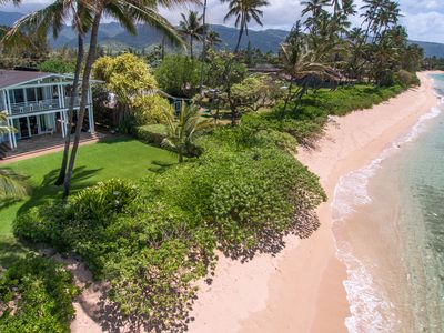 Photo for Modern Beachfront Deal. Secluded Beachfront Luxury in Highly Desired Location