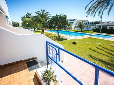 Photo for Apartment Voramar in Alcocéber/Alcossebre - 4 persons, 1 bedrooms