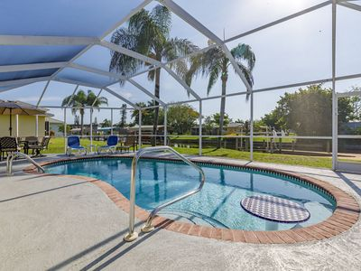 Photo for Newly Renovated, Gulf Access, Heated Pool- Villa Flip Flop - Roelens Vacations